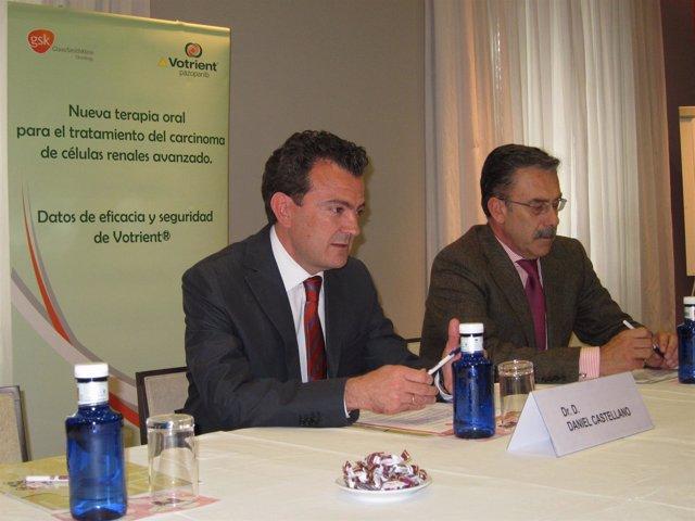 Rueda De Prensa: Datos Y Eficacia De 'Votrient' (GSK)