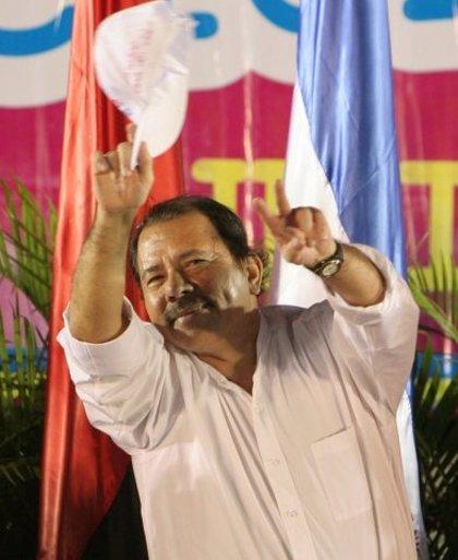 Nicaragua.- Daniel Ortega sería reelegido en los comicios de noviembre, según un sondeo