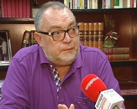 """Víctor Domingo acusa a Cultura de """"hacer piruetas"""" para saltarse la custodia judicial"""
