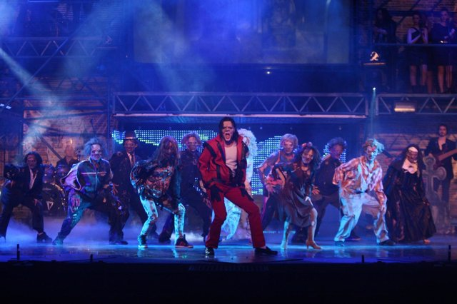 'Forever King Of Pop', Espectáculo Homenaje A Michael Jackson