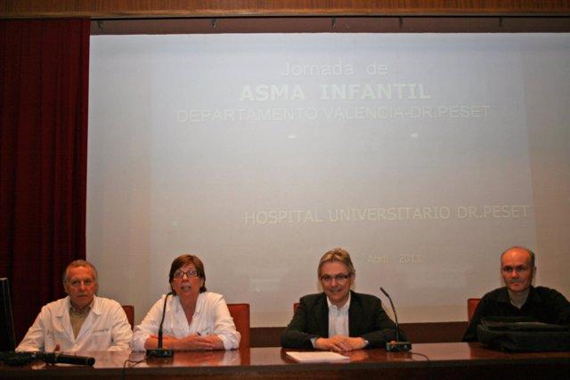Jornada Sobre Asma En El Doctor Peset