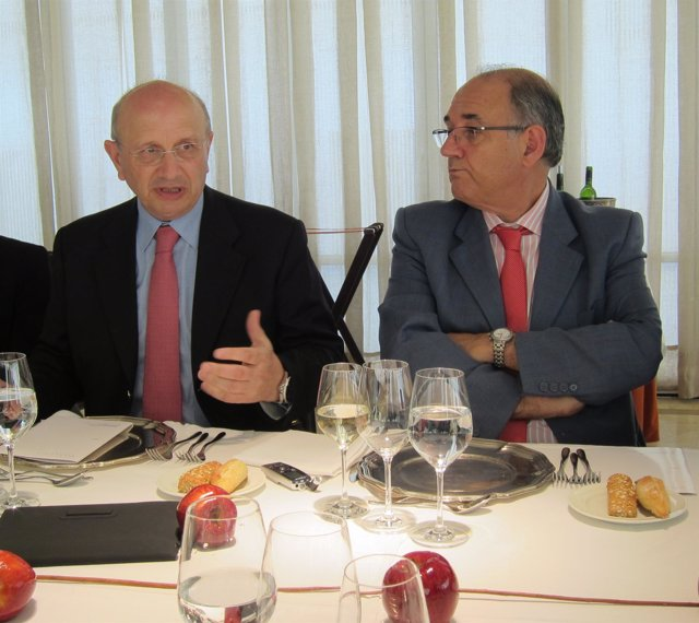 Máximo González Jurado Y Juan José Rodríguez Sendín