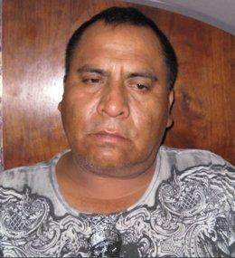 El Presunto Narcotraficante Raúl Sabori Cisneros