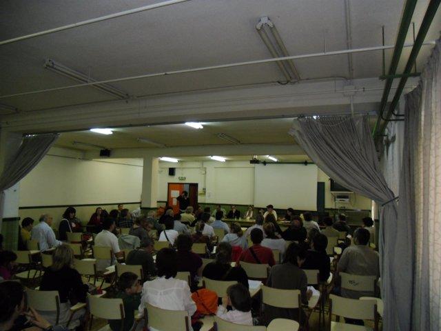 Asamblea De Al Plataforma Per L'ensenyament En Campanar