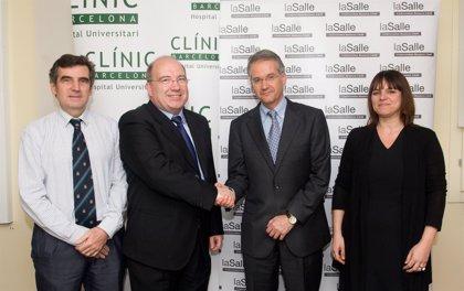 Cataluña.- El Hospital Clínic y La Salle unen esfuerzos para potenciar proyectos tecnológicos