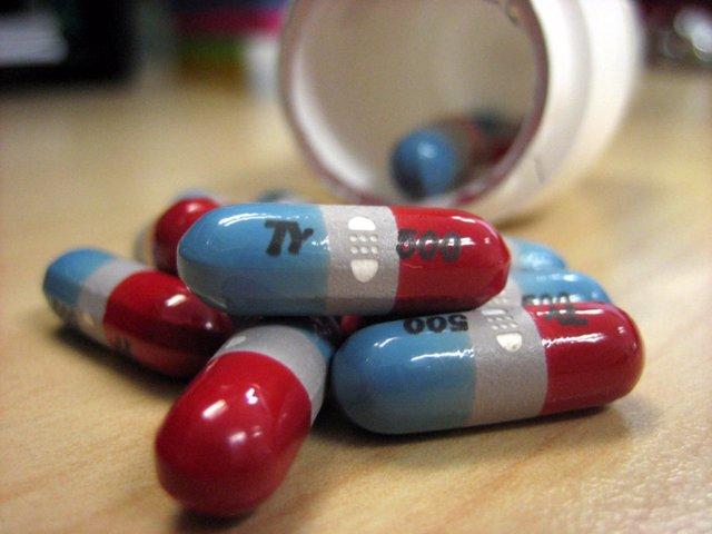Píldoras, medicamentos, fármacos