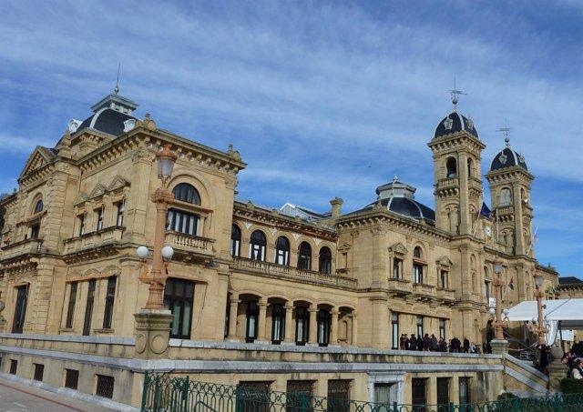 Ayuntamiento de San Sebastián.