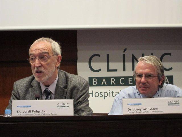 Colaboración Entre La Fundación Vicente Ferrer Y El Hospital Clínic