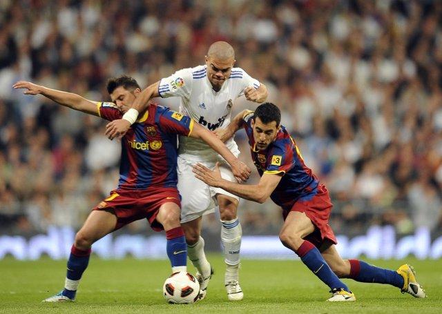 Real Madrid Y Barça