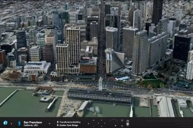 Nokia Ovi Map 3D Desde Nokia Conversations