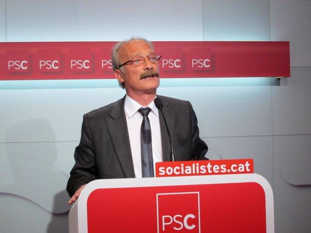 Jordi Aymaní (PSC)