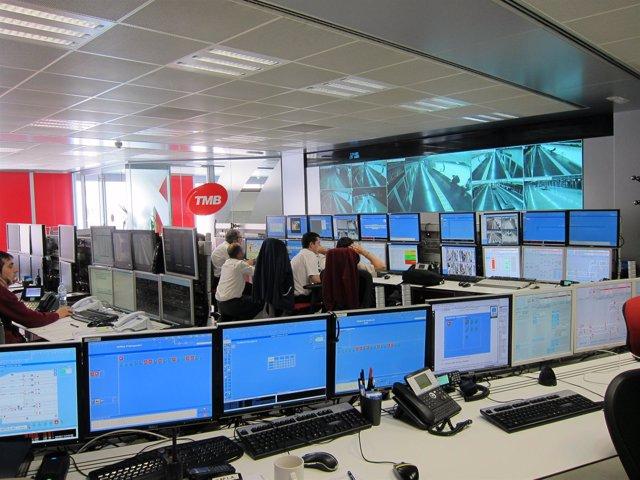 Centro De Control Del Metro