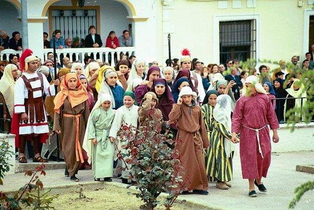 Semana Santa Viviente