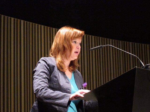 Leire Pajín, Ministra De Sanidad, Política Social E Igualdad