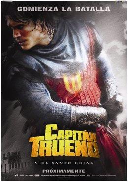 Cartel De El Capitán Trueno
