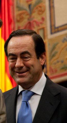 José Bono, Presidente Del Congreso