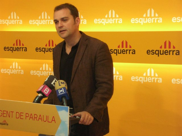 Presidente De ERC Illes Joan Lladó