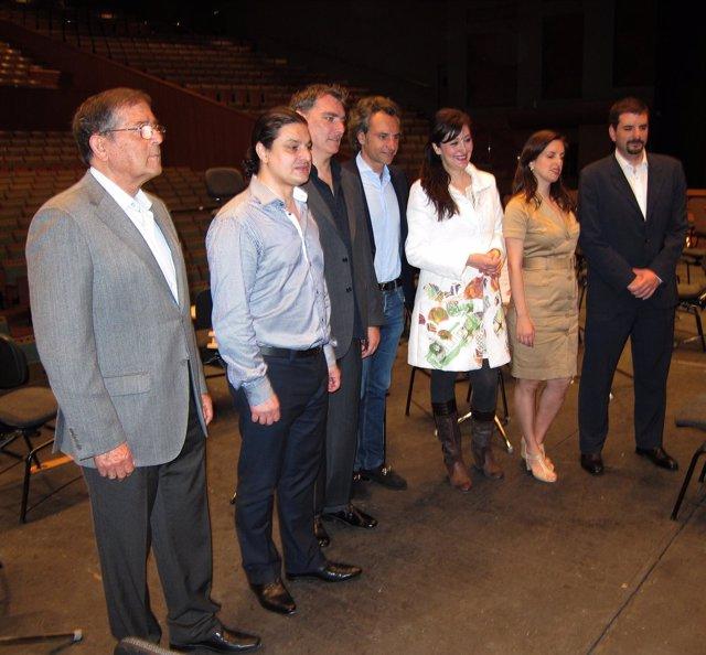 Concierto Extraordinario Por El XX Aniversario Del Maestranza Y La ROSS