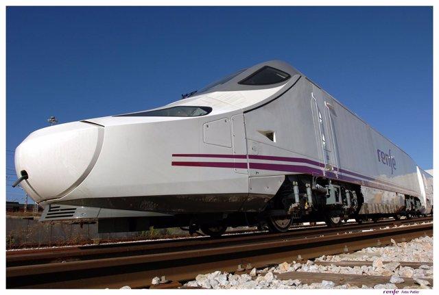 Tren Alvia 130 de Renfe