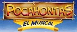 Cartel Musical De Pocahontas