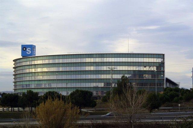 Edificio del Banco Sabadell