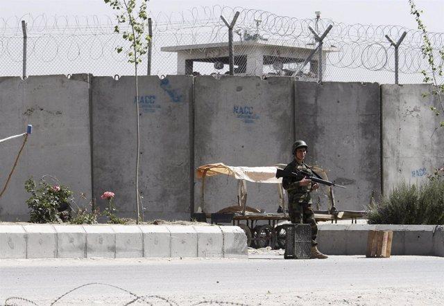 Prisión Afgana De La Que Se Han Fugado Más De 500 Presos