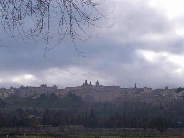 Tormenta en Toledo