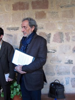 El Defensor Del Pueblo Andaluz, José Chamizo, En Jaén.