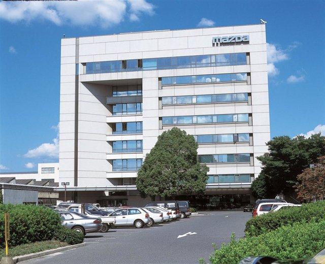 Sede central de Mazda en Hiroshima