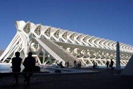 Imagen Del Museo De Las Ciencias De Valencia