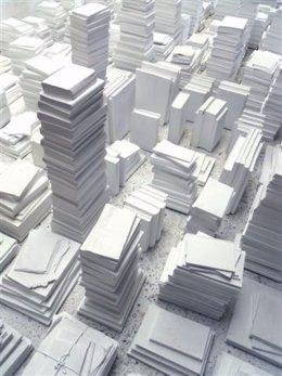 Exposición 'La Biblioteca Blanca' De Jesús Capa