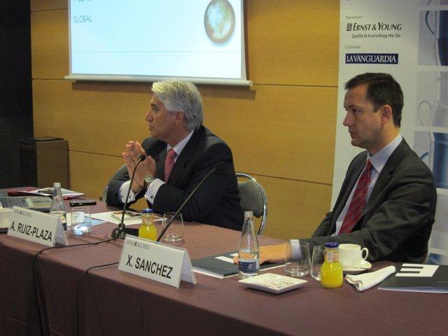 Alfredo Ruiz-Plaza, Director General De Compass Group Spain