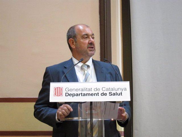 Director Del Servicio Catalán De La Salud (Catsalut), Josep Maria Padrosa