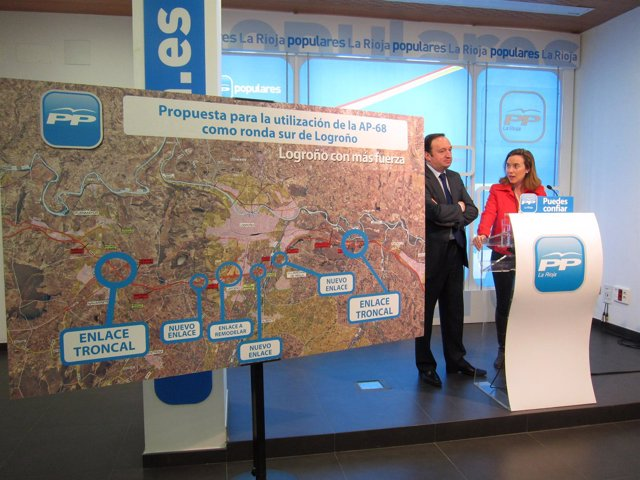 Presentación Enlaces Autopista Por Pedro Sanz Y Cuca Gamarra