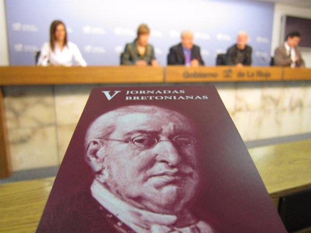 Presentación Jornadas Bretonianas
