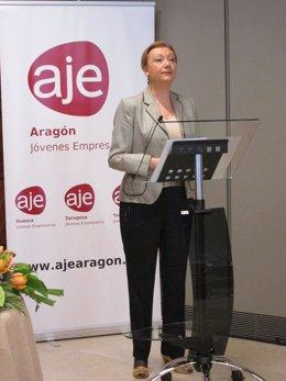 Candidata Del PP A La Presidencia De Aragón, Luisa Fernanda Rudi