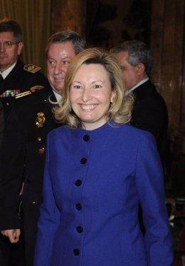 Amparo Valcarce, 'Número Dos' De La Lista Electoral Del PSM
