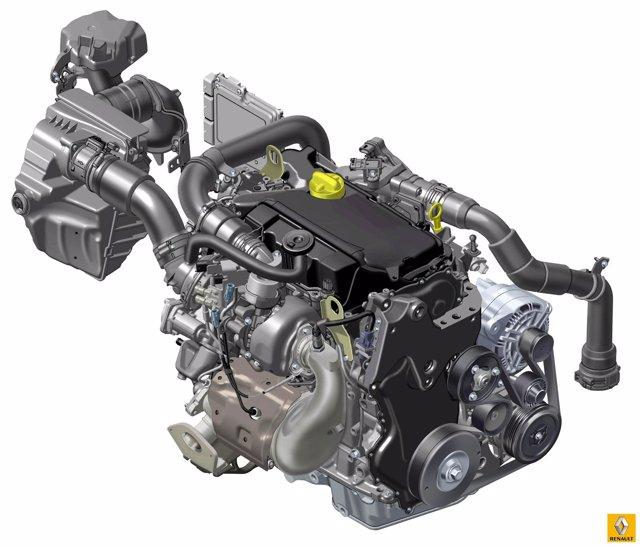 Nuevo motor dCi de 130 caballos de Renault