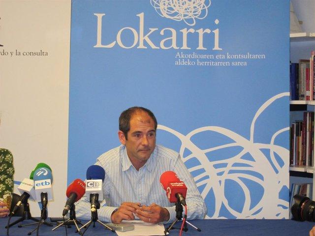 Paul Rios, Coordinador De Lokarri