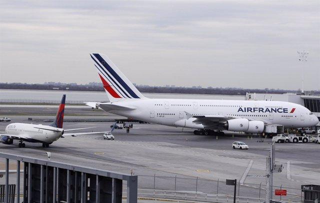 Airbus 380 de Air France