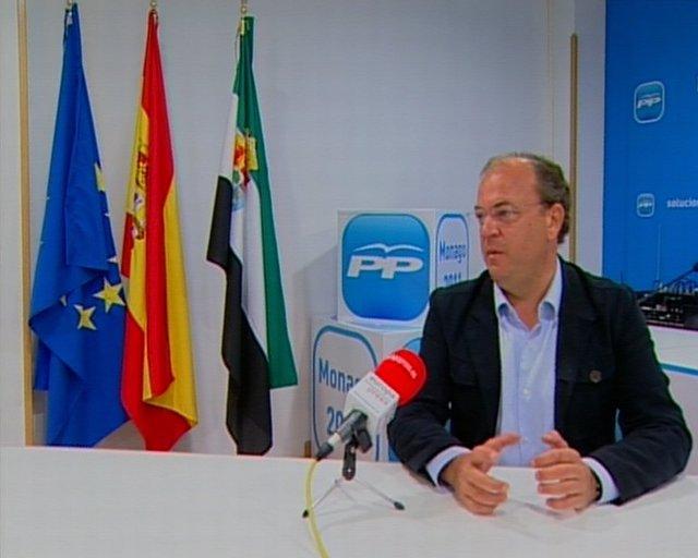 Monago sobre Troitiño y el caso Marta Domínguez