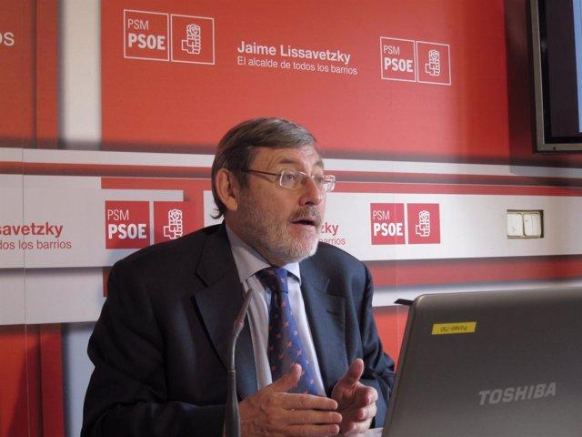Jaime Lissavetzky