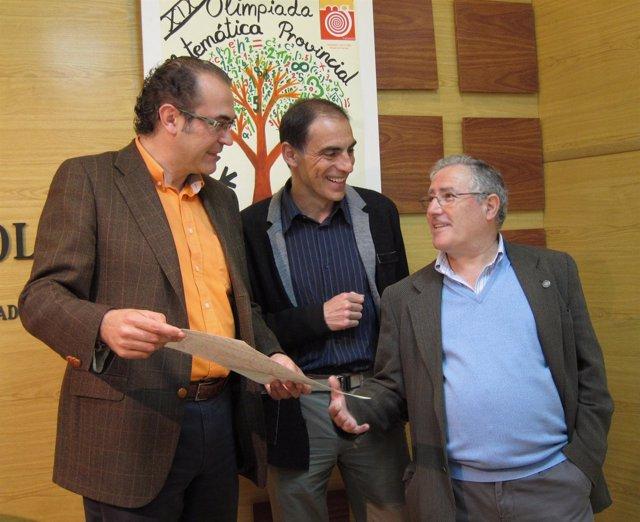 Presentación De La Olimpiada Matemática Provincial Que Se Celebra En Mojados