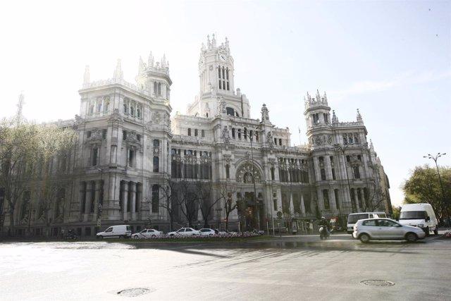Sede del Ayuntamiento de Madrid