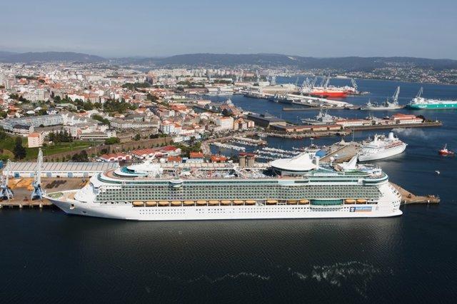 El Turismo De Cruceros Bate Récord En El Primer Trimestre