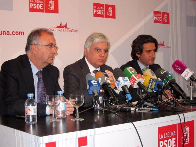 Rueda De Prensa De José Miguel Pérez