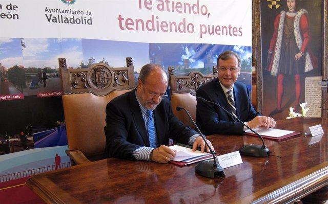 Antonio Silván Y Francisco Javier León De La Riva