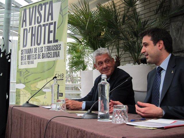 Presentación De La Semana 'A Vista D'hotel'