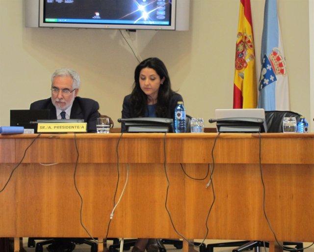 La Directora De Recursos Humanos Del Sergas, Esperanza Fernández