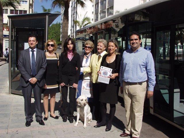 Campaña De Sensibilización De Perros Guías En Marbella